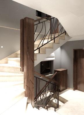 стълбище