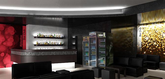 дизайн на бар
