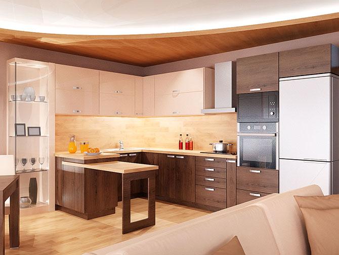 интериорен дизайн на еднофамилна къща