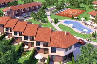 3D визуализации на къщи и квартали