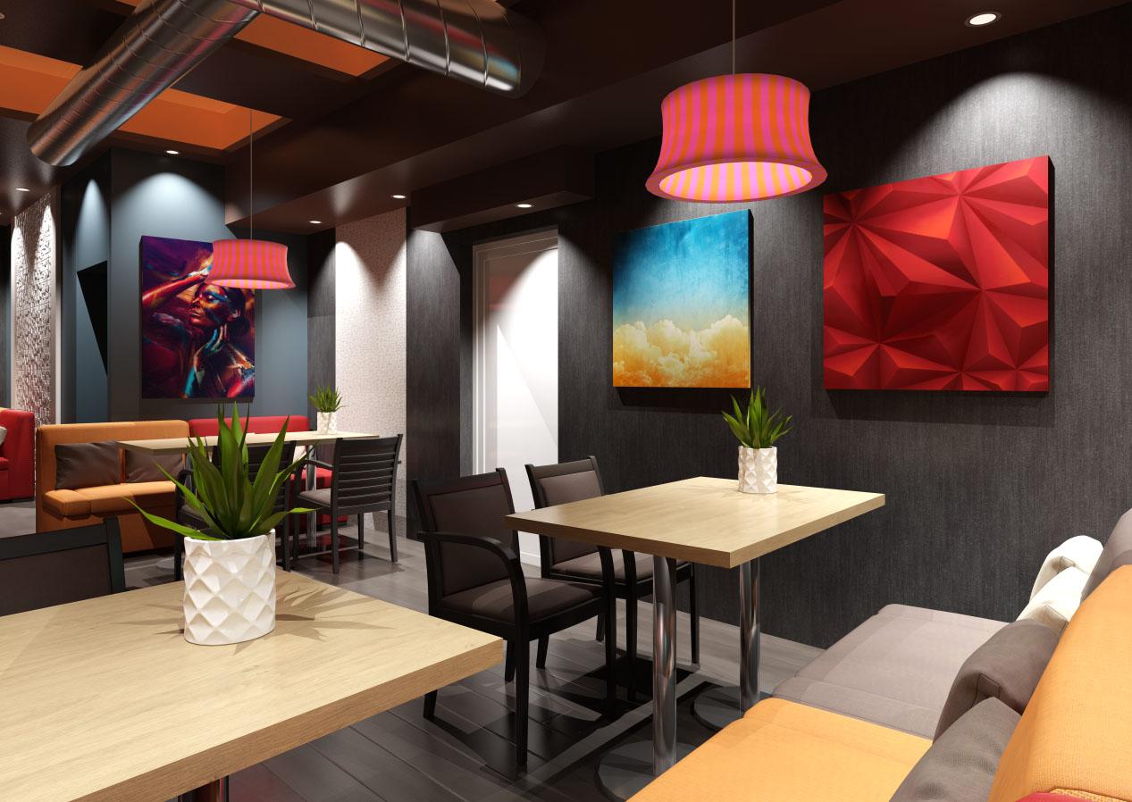 Интериорен дизайн, картини и декорация