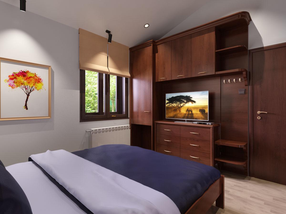 мебели от масив за спалня