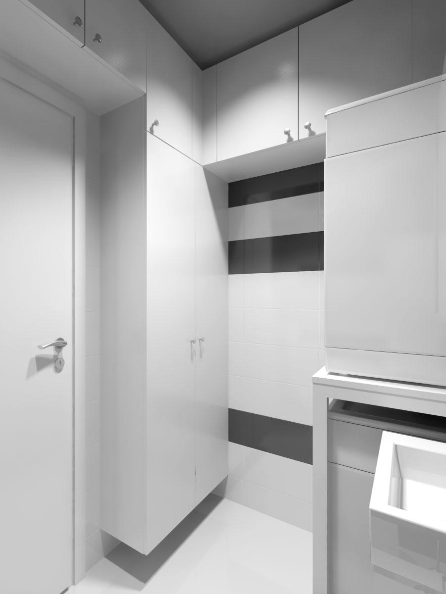 Мебели за перално помещение