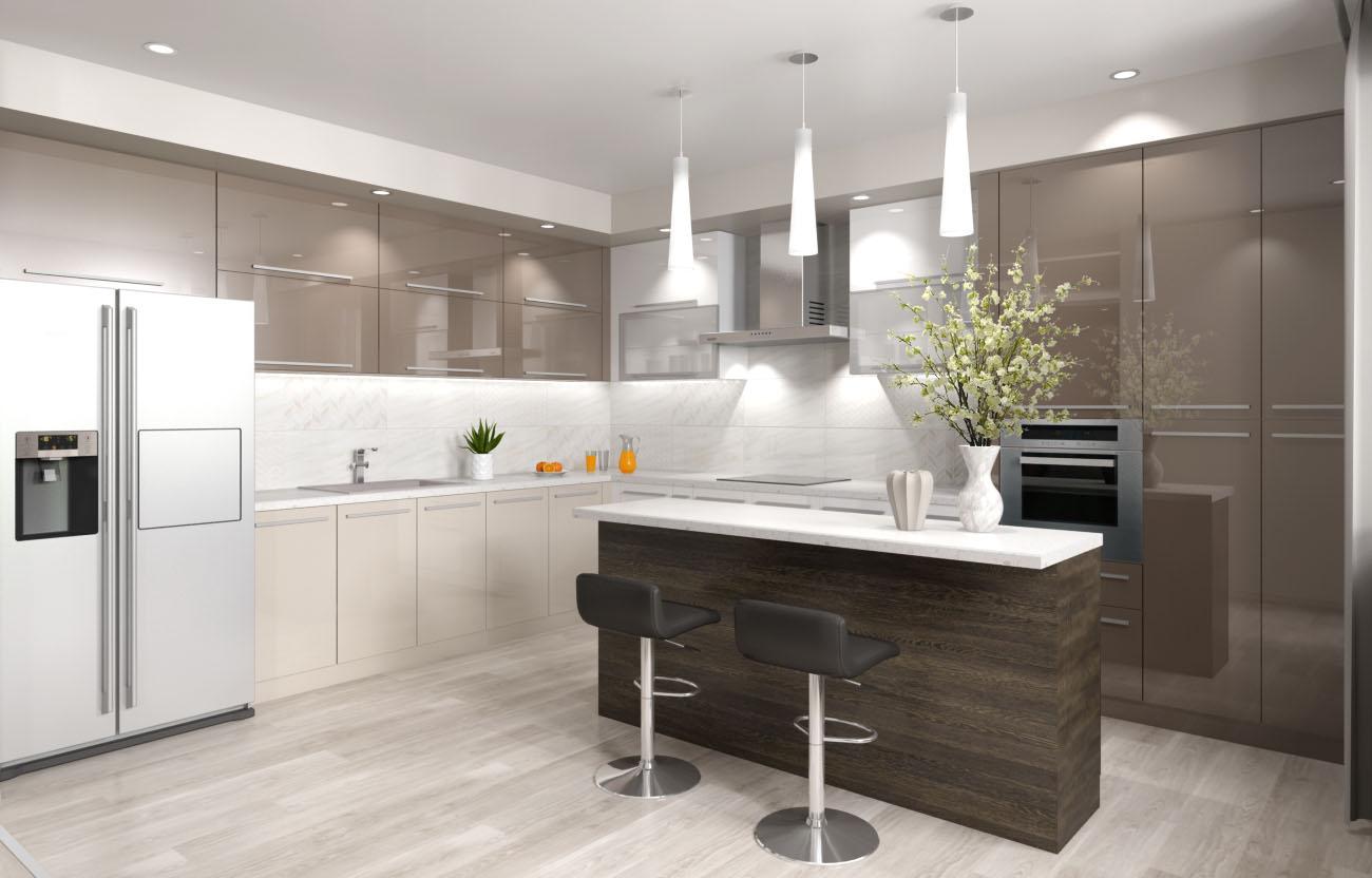 дизайн на кухня