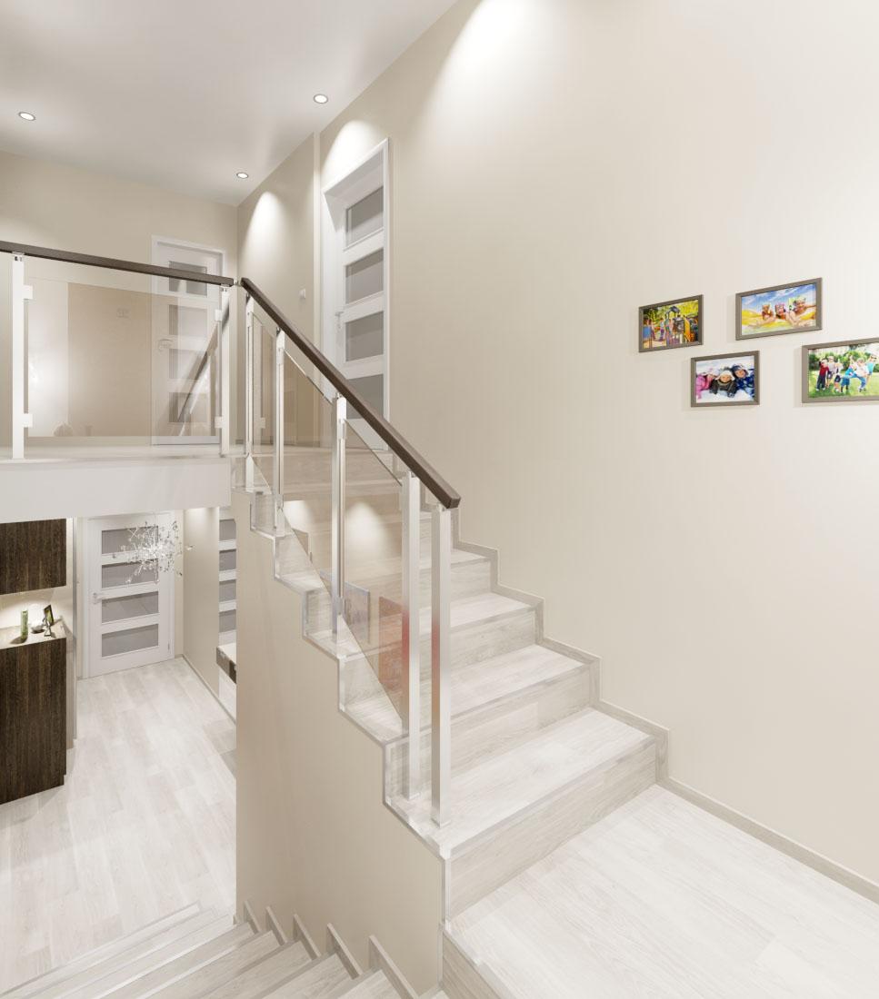 дизайн на стълбище